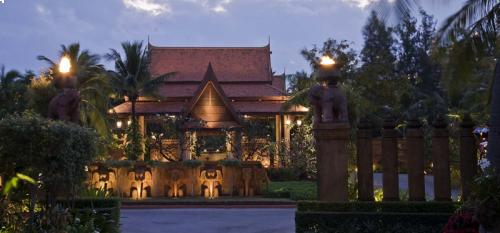 Anantara Hua Hin Golf Package