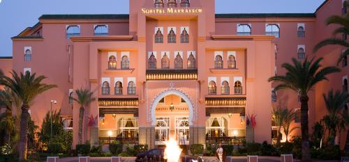Sofitel Marrakech Palais Imperial Golf Package