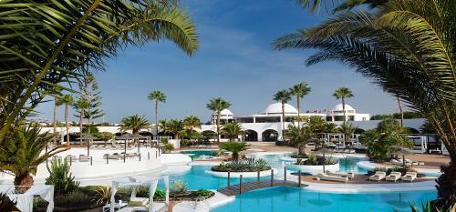 Elba Lanzarote Royal Village Resort Golf Package