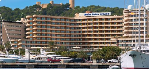 Melia Palas Atenea Golf Package