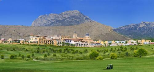 Meliá Villaitana Golf Package