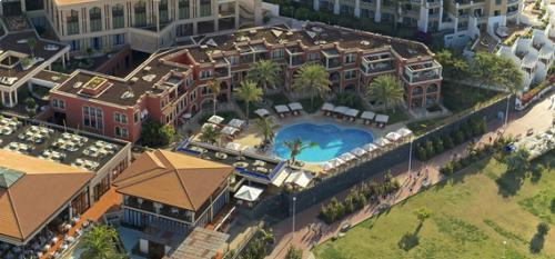 Iberostar Salome Golf Package